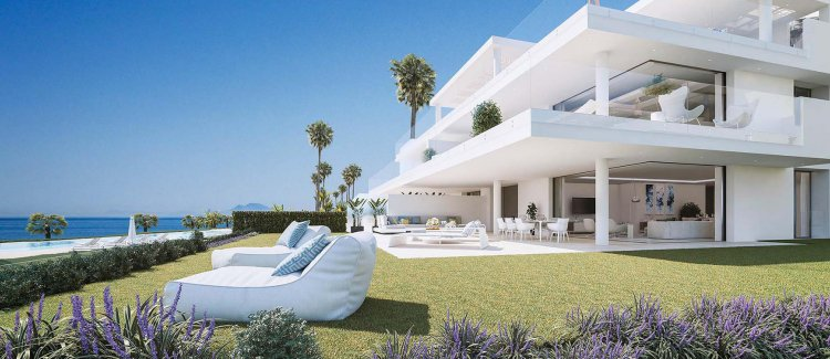 Estepona New Property developments and Off-plan villas and apartments