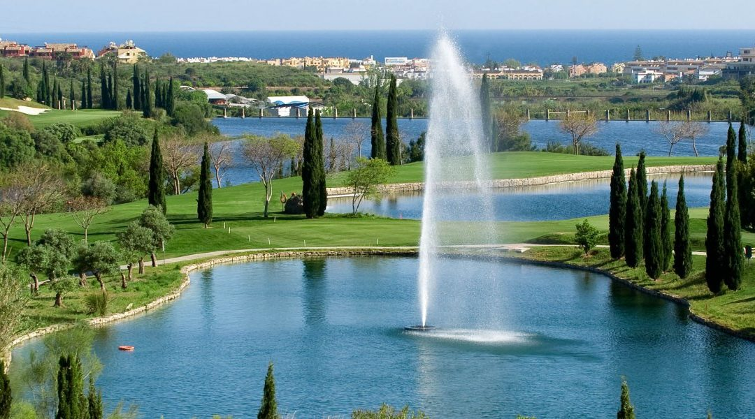 The Best Golf Courses in the Costa del Sol