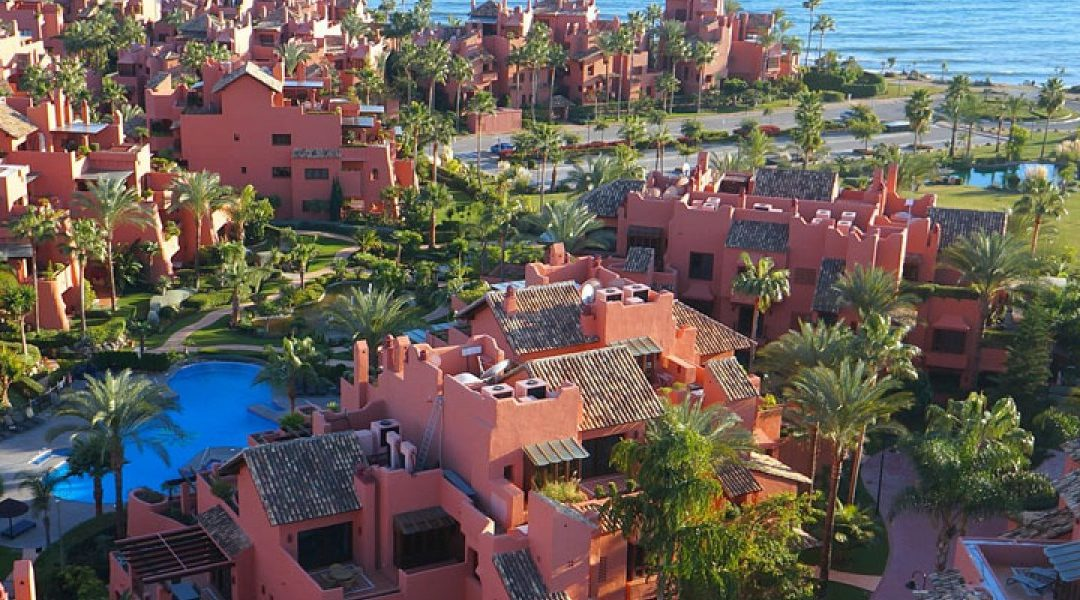 TORRE BERMEJA, EXCLUSIVE BEACH- FRONT DEVELOPMENT IN THE NEW GOLDEN MILE – ESTEPONA